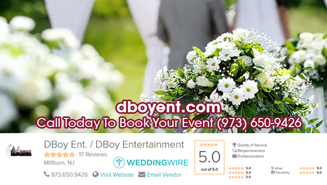 Wedding DJ In Chatham New Jersey