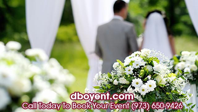 Wedding Reception DJs Millburn NJ
